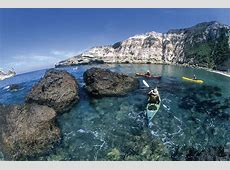 Paddle the Parks Channel Islands National Park