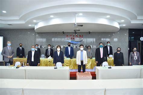 ภาพข่าว: ASIAN จัดประชุมสามัญผู้ถือหุ้นประจำปี 2563 ไฟ ...