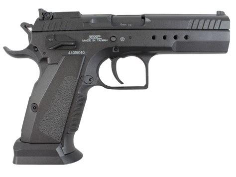 KWC Model 75 TAC C02 Blowback Airsoft Pistol ...