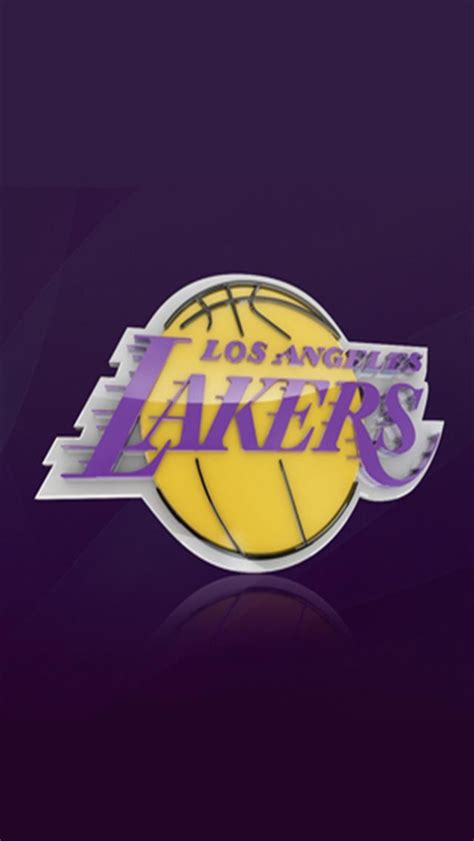 lakers iphone 7 wallpaper 39 lakers logo wallpaper on wallpapersafari