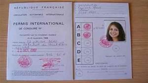 Permis étranger En France : assurer une voiture avec un permis international ~ Medecine-chirurgie-esthetiques.com Avis de Voitures