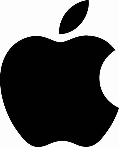 Apple Logos Svg Gray