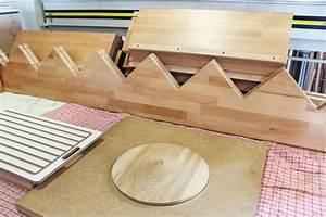 Treppenwangen Holz Aussen : tischlerei m hr setzt auf vertikale evolution kompakter ~ Articles-book.com Haus und Dekorationen