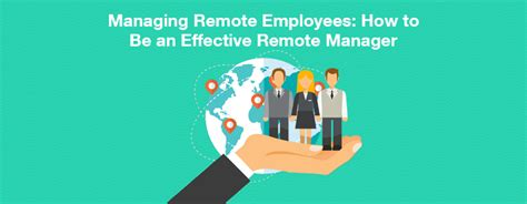 The Full Guide To Managing Remote Employees Effectively
