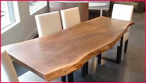 Planche De Bois Pour Table Table Basse Planche Bois Vieilles