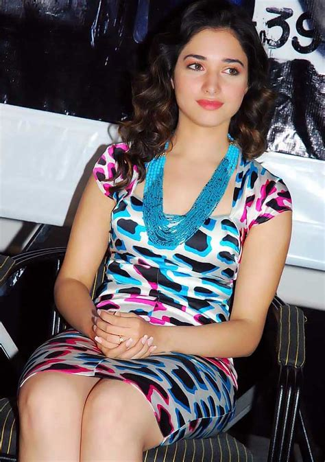 Hot Indian Film Actress Pics Tamannah Sexy Milky Thighs