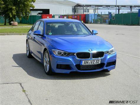 2013 M Sport 335i Estoril Blue Ii Delivered In Us