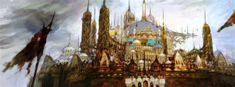 cities  classes  final fantasy xiv  realm