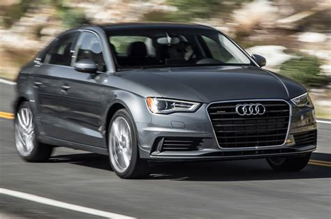 2015 Audi A3 20t Quattro First Test  Motor Trend