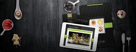 cuisine et spectacle identité visuelle globale cuisine spectacle agence