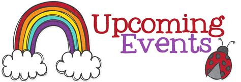 Free Upcoming Events Cliparts, Download Free Clip Art