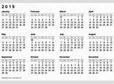 New 49 Examples 2019 Calendar Uk