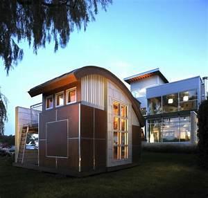 Cabane De Luxe : cabane jardin design luxe accueil design et mobilier ~ Zukunftsfamilie.com Idées de Décoration