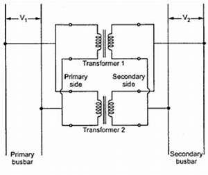 parallel operation of transformers wiring schema blogs With wiring 24v transformers in parallel