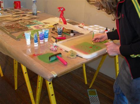 printmakers open forum starting summer  print camp