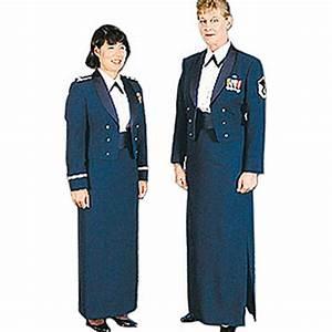 Air Force Female Mess Dress Uniform Jacket | Mess Dress ...