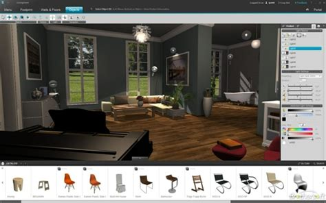 Living Room Planner Free  Some Of The Best 3d Room