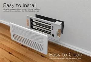 keen home smart vent gere le chauffage a air pulse de la With chauffage air pulse maison
