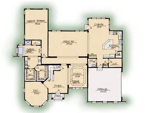chesapeake ii b house plan schumacher homes
