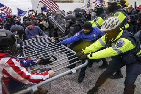 Trump supporters storm US capitol, lawmakers evacuated ...