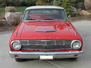 Find Used 1963 Ford Falcon Sprint 260 V8  4 Speed Manual