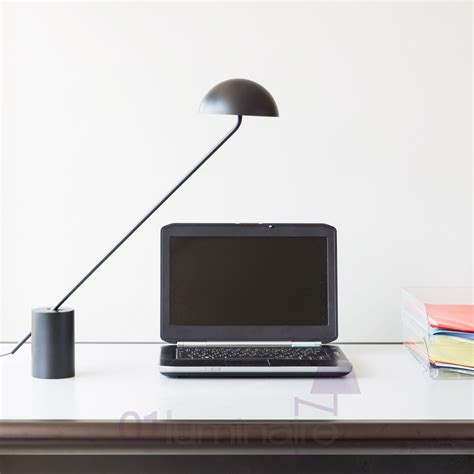 led bureau le de bureau led bhaus noir 400056349 kos lighting