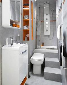 32 best small bathroom design ideas and decorations for 2017 With bathroom design for small bathroom