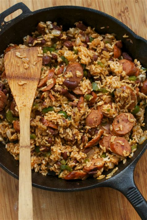 andouille sausage recipe dirty rice with beans and andouille sausage recipe dishmaps