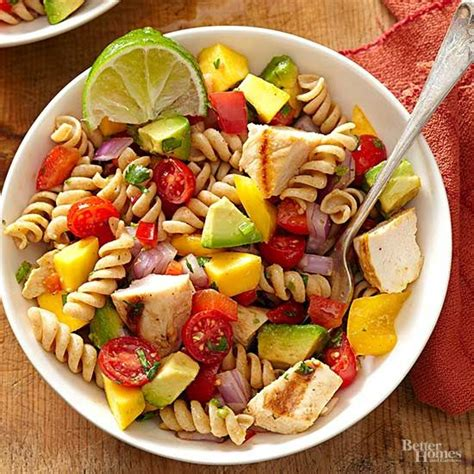 easy healthy pasta recipes 432 best images about fresh salad recipes on pinterest kale dressing and better homes and gardens