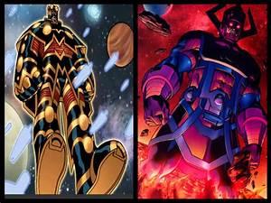 Imperiex vs Galactus Fotopregunta - YouTube