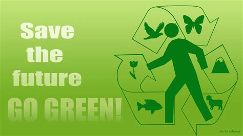 save  future  green wallpapers save  future