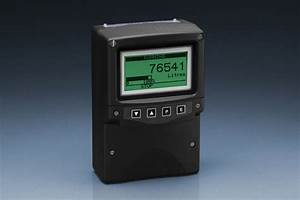 Ba654d Flow Batch Controller  General Purpose