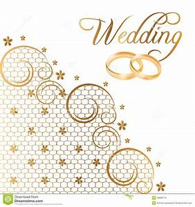 Vector Wedding Cards Royalty Free Stock Image Image: 23966716