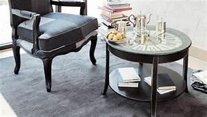 Table Gigogne Maison Du Monde : table basse horloge maison du monde ~ Teatrodelosmanantiales.com Idées de Décoration