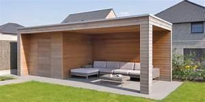 Pool House Toit Plat : pool house en bois belgique chez veranclassic jardin et ~ Melissatoandfro.com Idées de Décoration