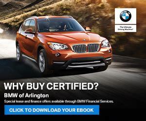 Bmw Cpo Warranty Coverage by Bmw Cpo Warranty Arlington Tx Bmw Of Arlington