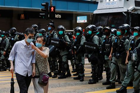 UK says China's security law is serious violation of Hong ...