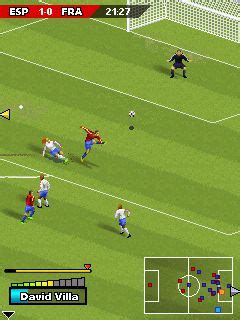 free java real football 2012 from gameloft for mobil phone 2011 year released