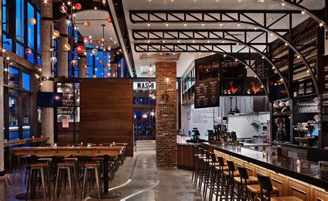 gotham market restaurant review  york usa wallpaper