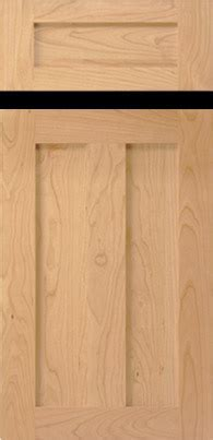 Special Collection Cabinet Doors: Grooved Panel, Arts and