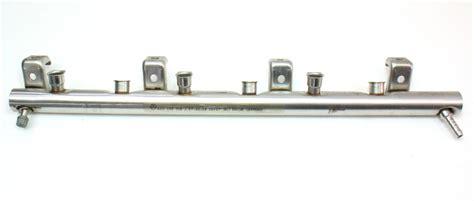 fuel injector rail   vw touareg    vr