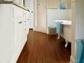 Vinyl Bathroom Flooring Ideas