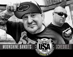 MOONSHINE BANDITS Tour Dates 2016 - 2017 - concert images ...