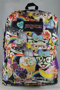 jansport cat backpack jansport superbreak multi hairball cats dogs rainbow