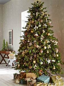 20, Luxury, Gold, Christmas, Trees, Decor, For, Sparkling, Holidays