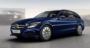 Mercedes Classe C Noir : mercedes classe c break s205 2018 couleurs colors ~ Dallasstarsshop.com Idées de Décoration