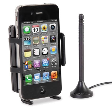 mobile phone booster the driver s cell phone signal booster hammacher schlemmer