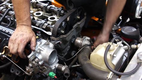 replace leaking camshaft seals youtube