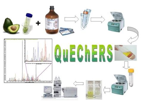 A review of recent developments and trends in the QuEChERS ...