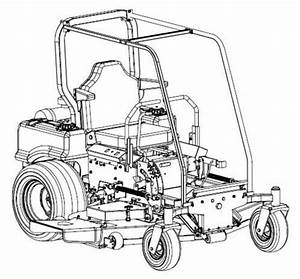 Zero Turn Mower Drawing At Paintingvalley Com